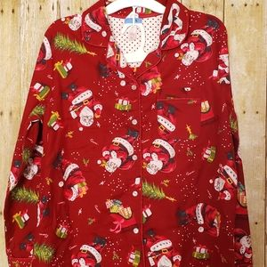 Womens Christmas Pajamas Set